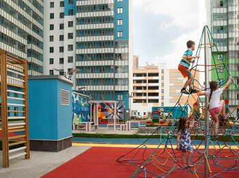 Спортивный городок для детей